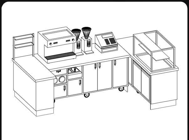 coffee kiosk design - Yahoo Image Search Results