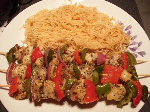 Kebabs, Fish and Pasta on Pinterest