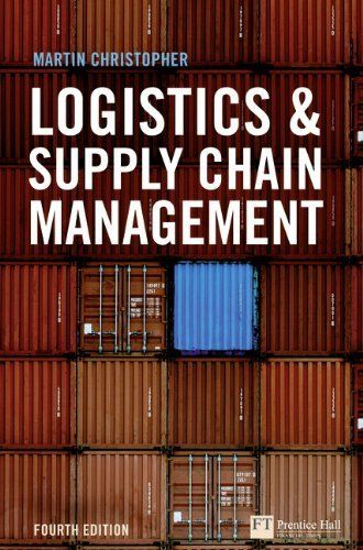Logistics and Supply Chain Management (Financial Times Series) by Prof Martin Christopher, http://www.amazon.co.uk/dp/0273731122/ref=cm_sw_r_pi_dp_csEXqb1YFBXX4