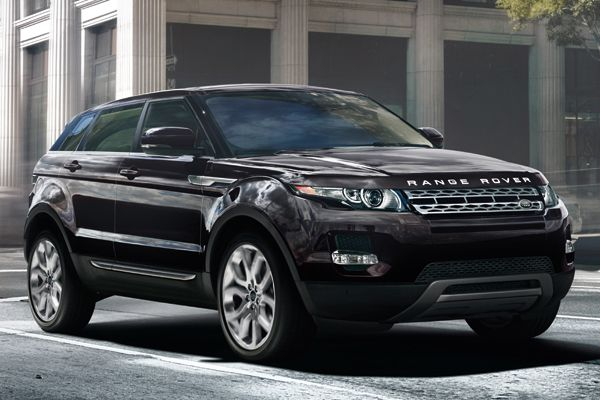 Range Rover Evoque  ultimate dream vehicle