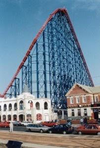 Pepsi Max - Pleasure Beach_ Blackpool - 213ft