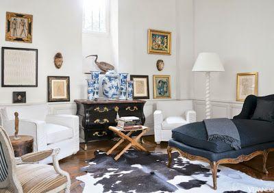 Simplicity in Saint Germain