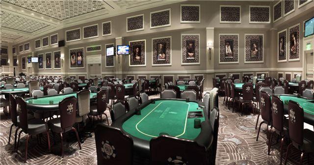 Cesar\'s Palace Poker Room Las Vegas | Favorite Places & Spaces ...