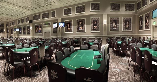 The poker palace las vegas