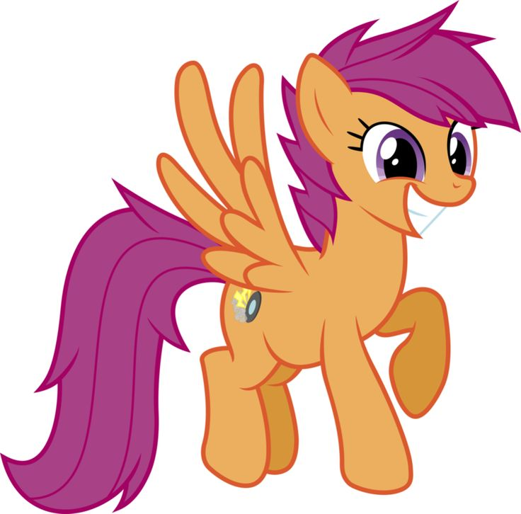 49 Best Scootaloo Images On Pinterest