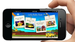 LittleBabyBum, educational for newborns and toddlers and juniors, they love the songs from abc to 123. It's free to watch online and they even have an app