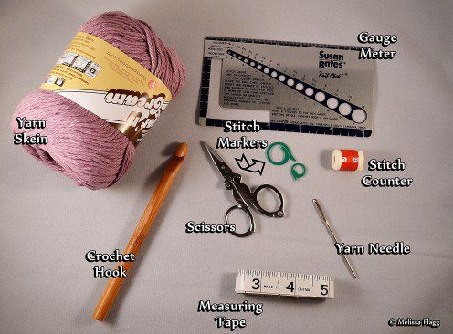Crochet Supplies