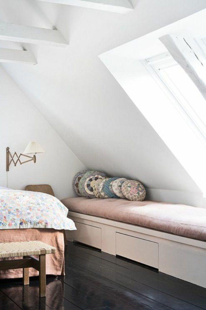 Les 25 meilleures id es de la cat gorie rideau pour velux for Rideau fenetre de toit