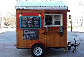 Your one stop custom mobile kitchen builder. One of a kind, custom food trucks, trailers, campers, vans or carts.