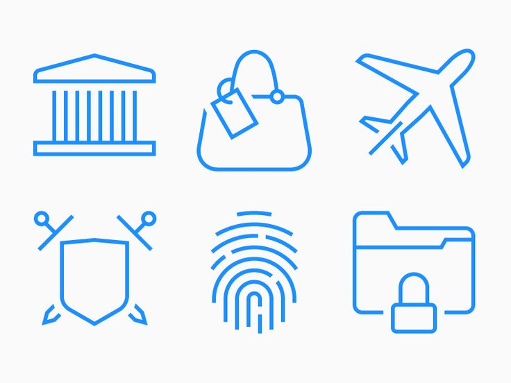 Group-Ib icons