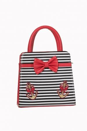 THE VICE BOW HANDBAG