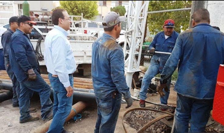 Chihuahua, Chih.- La vocera de la Junta Municipal de Agua y Saneamiento, Alejandra Flores comentó que el problema del agua se ha estado controlando en la