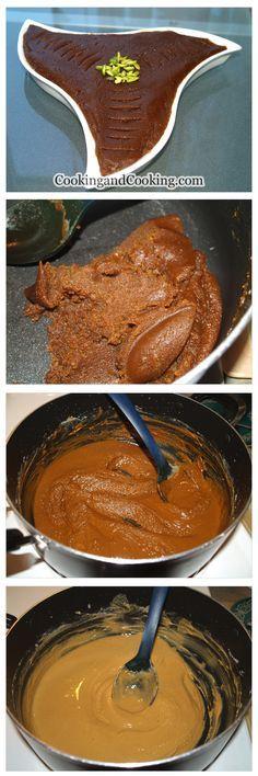 Persian Sweet Dessert Recipe Halva