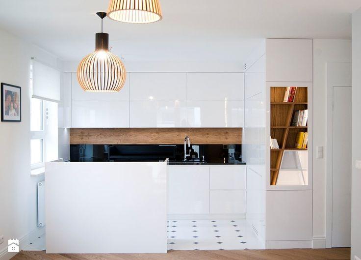 Eklektycznie i troszkę rozmantycznie- Kuchnia od Base Architekci - zdjęcie od Base Architekci
