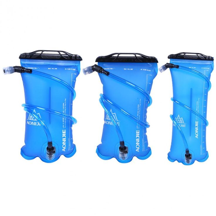 Top Quality Water Bag PEVA Bladder Hydration Drinking Straw Bag Outdoor Sports Cycling Hiking Camping Pack Water Bag 1.5L/2L/3L //Price: $24.53 & FREE Shipping //