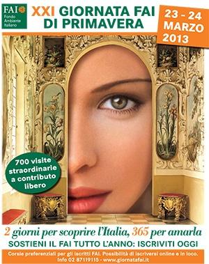 Visitiamo Catania: XXI Giornata FAI Di Primavera.  Il 23 e 24 marzo cogliamo la possibilità di trascorrere due giorni immersi nella cultura e scopriamo i tesori del nostro paese grazie al FAI