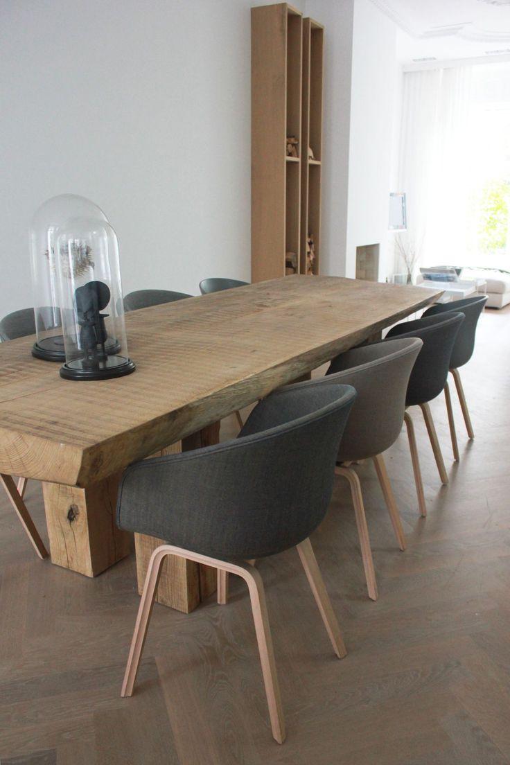 25 beste idee n over eetkamerstoelen op pinterest for Betaalbare eetkamerstoelen