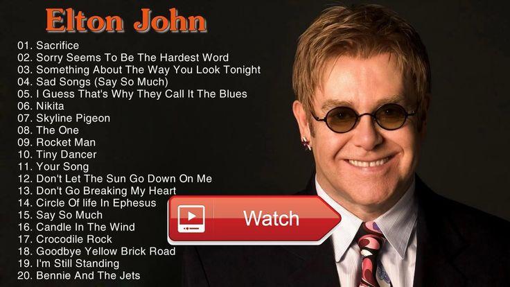 Elton John Greatest Hits Playlist Best Songs Of Elton John  Elton John Greatest Hits Playlist Best Songs Of Elton John