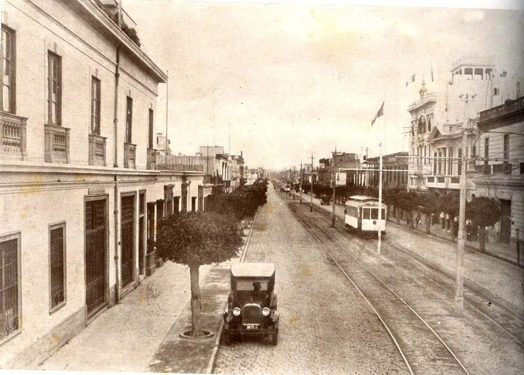 Avenida Saens Peña, Callao.: Saens Peña, Avenida Saens