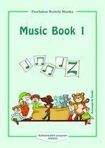 KT-1701 Music Book 1