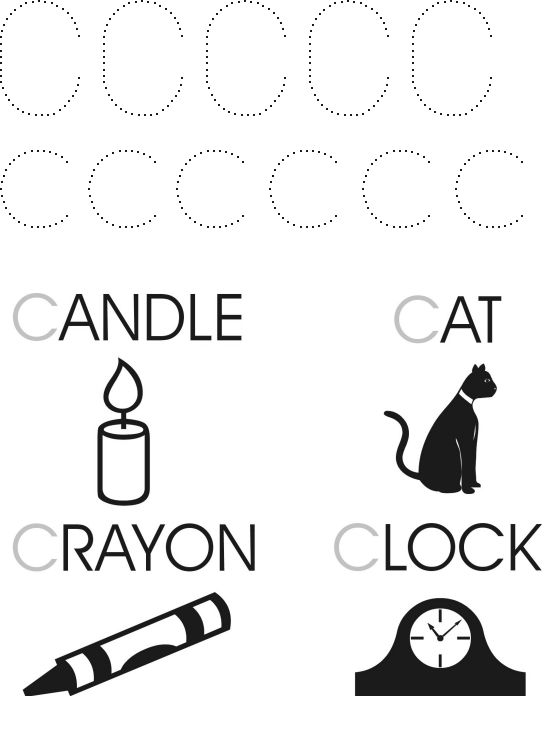"""1000+ images about The Letter """"Cc"""" on Pinterest 