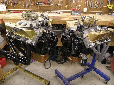 Ford 390 FE -  Car Craft Magazine