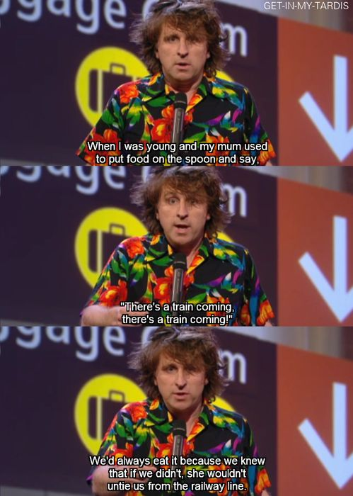 Mock the Week. LOL