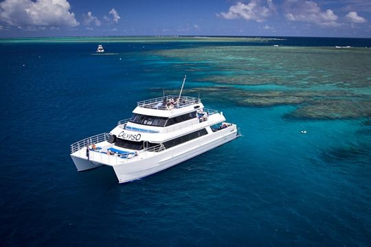 GQ Tripin: 7 Reasons to Snorkel the Great Barrier Reef with Calypso!
