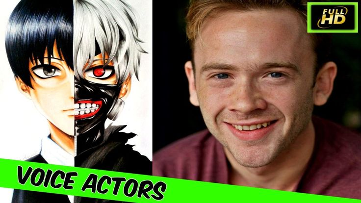 Tokyo Ghoul Voice Actors - Tokyo Ghoul Characters & Cast - Tokyo Ghoul Q...