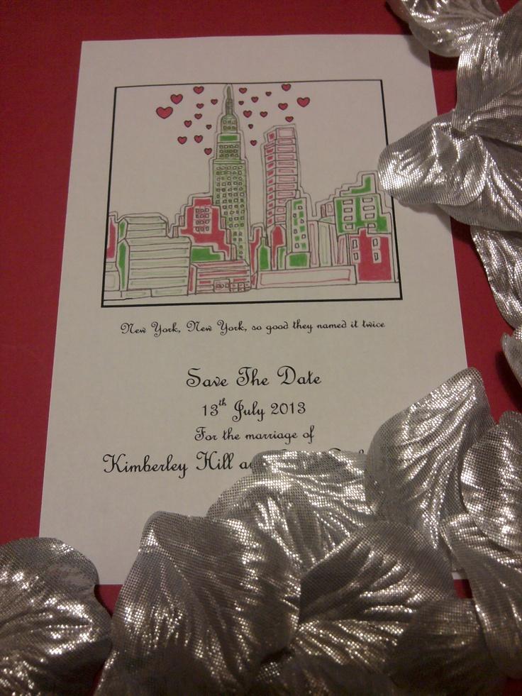 new york theme wedding stationery    http://montymanatee-weddings.com/wp-content/ad-images/2012/03/new-stationery-pics-9.jpg