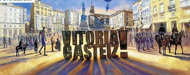 Mural Vitoria España