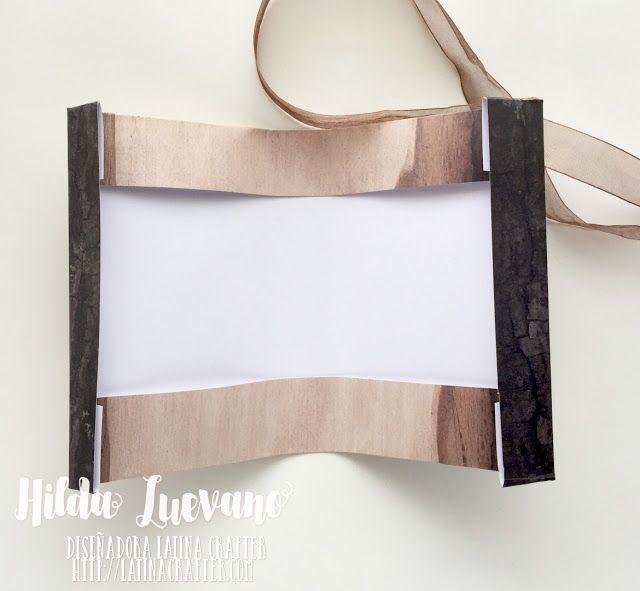 Hilda Designs: Proyecto Mensual en Latina Crafter: Día Mundial del Libro