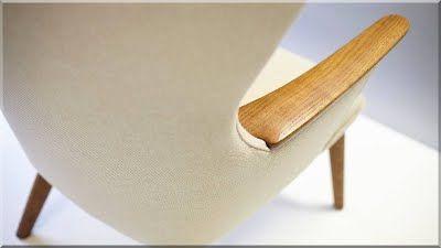 Modern skandináv stílusú bútor