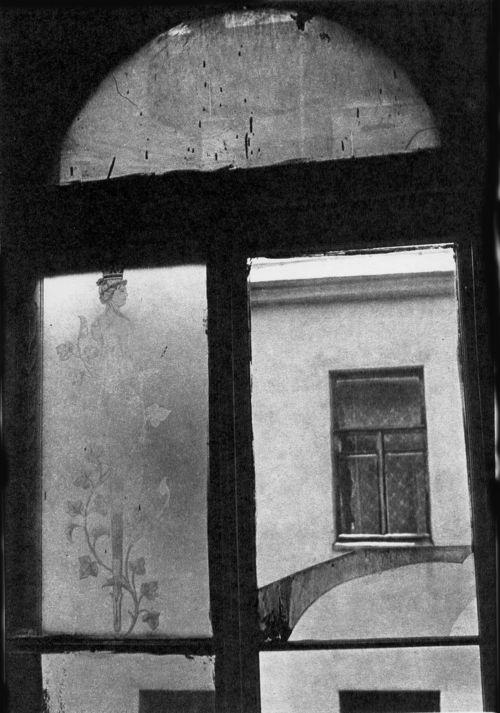 Window. Photo by Boris Smelov