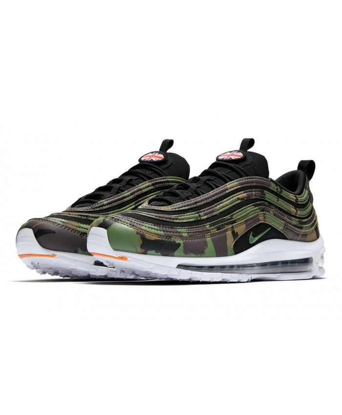 Nike Air Max 97 Country Camo UK Trainer