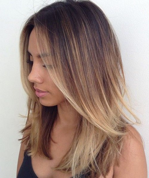 Stunning Soft Ombre Hairstyles 2015 - 2016