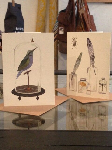 Greeting cards @ Mashed concept store Amsterdam and Haarlem.