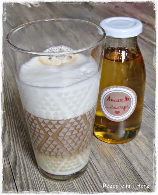 Trinkt ihr euren Latte Macchiato oder Cappucino auch gerne mit Sirup?  Mein Cappuccino ohne Sirup ist ein absolutes no-go.  Ich genieße diese Leckereien sehr gerne, anstelle von Zucker. Mein Lieblin