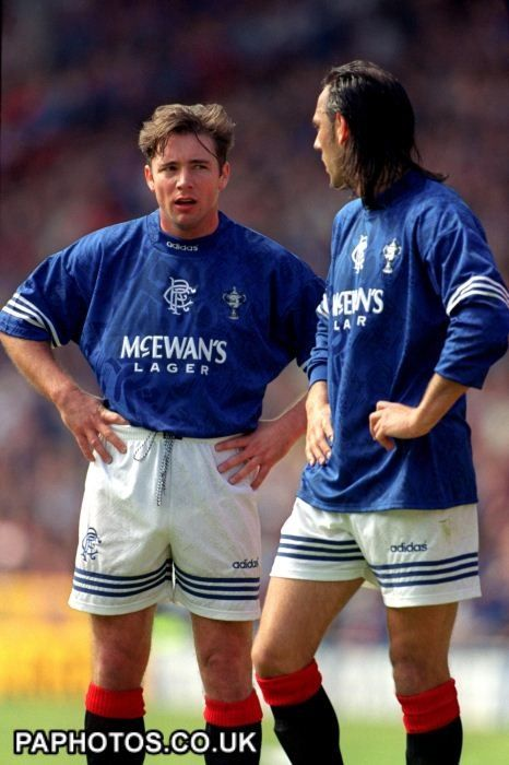 The deadly duo ally ally McCOIST and mark HATELY
