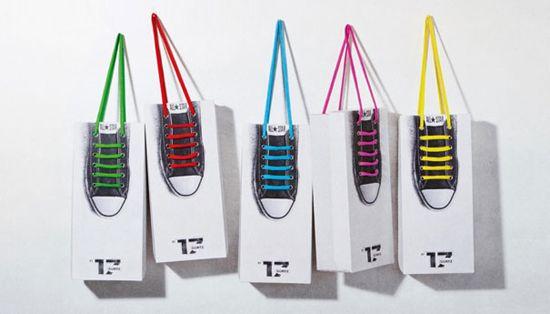 Awesome shoebox design!  20+ creative packaging examples - ego-alterego.com