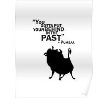 Behind in the past - Pumbaa