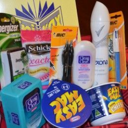 College Dorm Care Package Tips