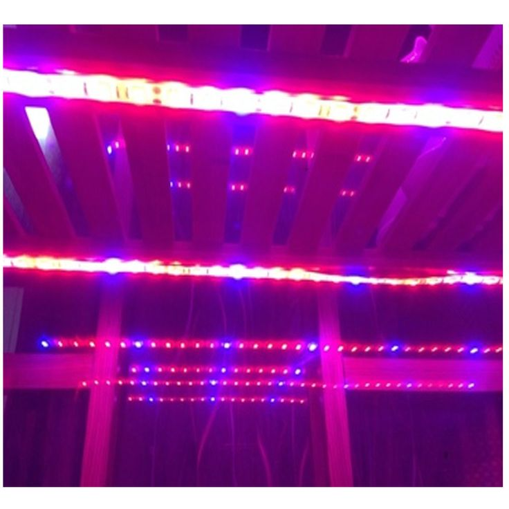 7 best led grow lights images on pinterest light led cob and indoor plants 1m led strip grow light rope 14w dc 12v smd5050 ip44 hydroponics ecosunled aloadofball Images