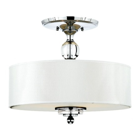 Quoizel Downtown Pendant from the A Grand Entrance event at Joss and Main!Flushmount, Boys Bathroom, Mount Fixtures, Large Semi, Lights Fixtures, Flush Mount, Quoizel Downtown, Polish Chrome, Semi Flush