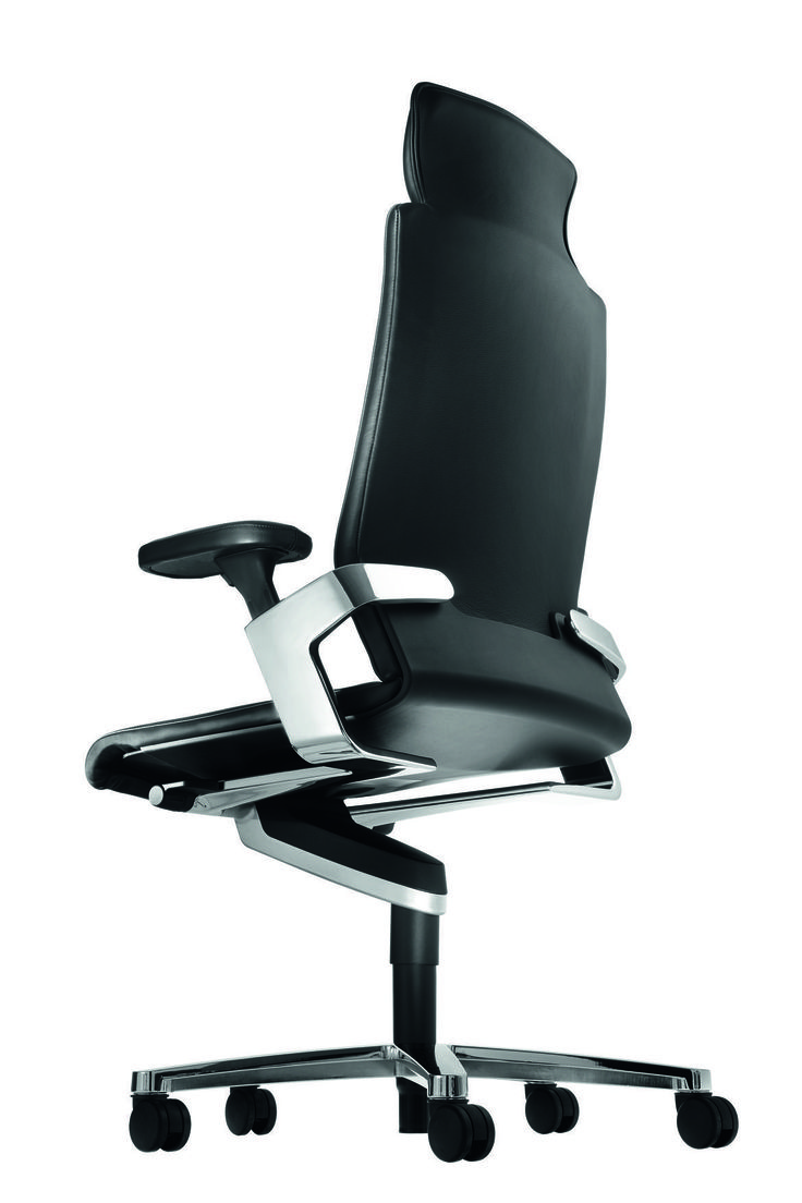 ergonomic office chair with trimension the on desk chair for seating also available as conference chair or executive chair