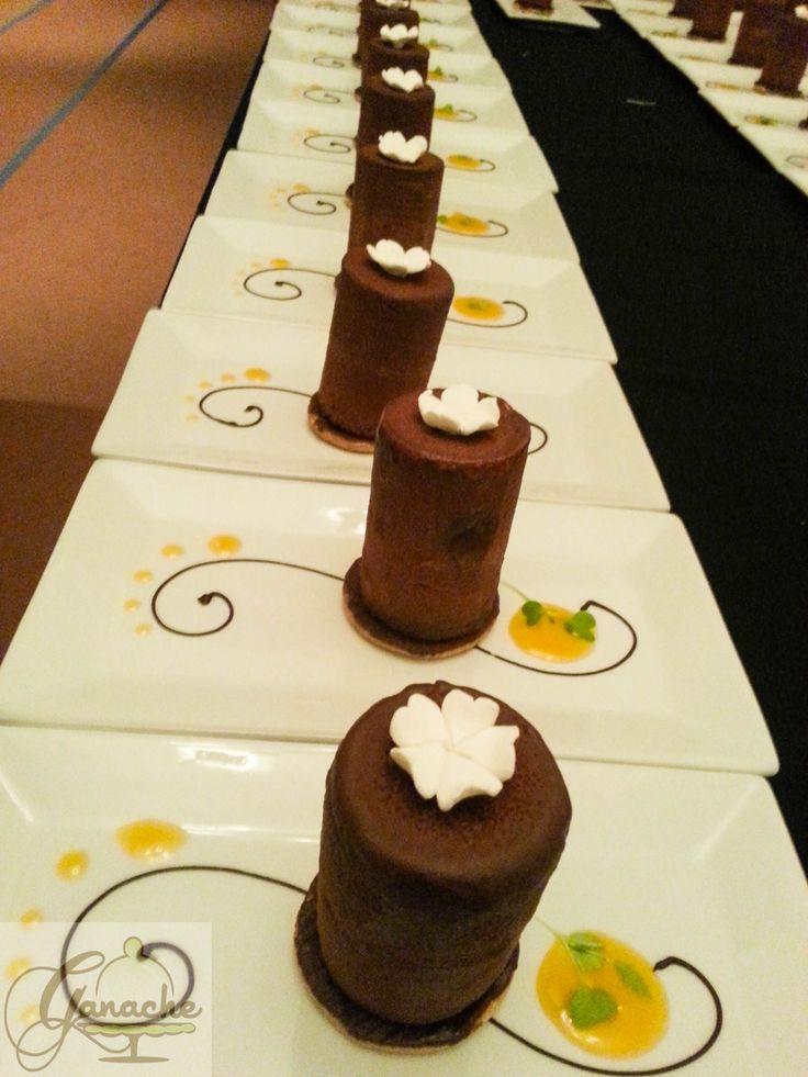Plated Desserts.