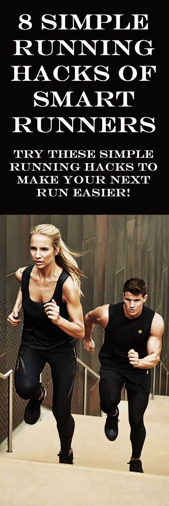 Try these simple running hacks to make your next run easier! #runningtips…