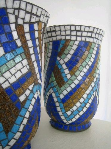 Mosaic Vase by SouthAfricaLogue.com, via Flickr