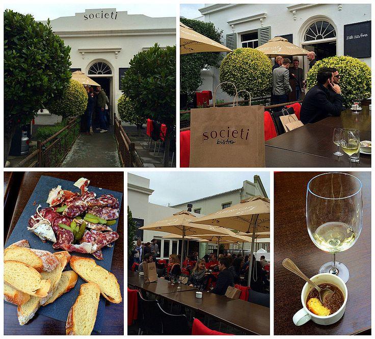 Societi Bistro, Cape Town