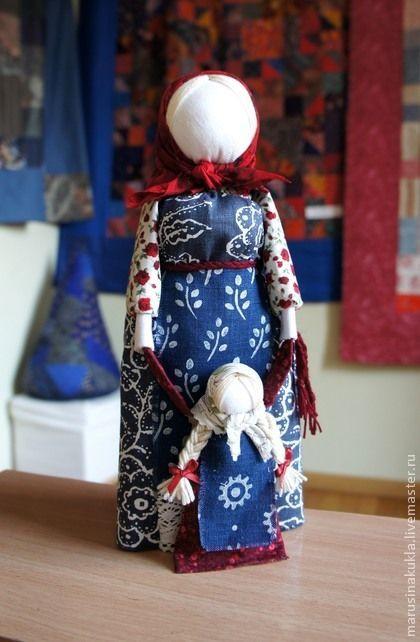 """Кукла """"Ведучка"""". Продана. - кукла-оберег,традиционная кукла,русская традиция"""